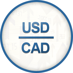 USD/CAD pair